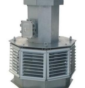 Вентилятор крышный взрывозащищенный для дымоудаления